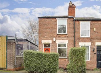3 bed end terrace house for sale in Plowright Street, Nottingham, Nottinghamshire NG3