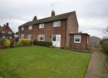 Thumbnail 3 bed semi-detached house for sale in Cold Norton Cottages, Eccleshall Road, Stone