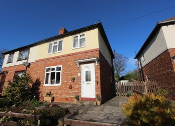 Thumbnail 3 bed semi-detached house for sale in Berrybank Crest, Darlington