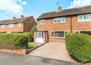 Thumbnail 3 bed semi-detached house for sale in Willow Way, Redditch