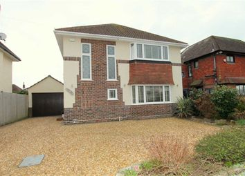 Thumbnail 3 bedroom detached house for sale in Seafield Road, Friars Cliff, Christchurch, Dorset
