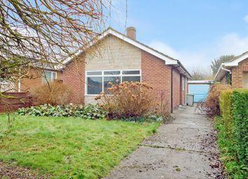 Thumbnail 2 bed detached bungalow for sale in St Pauls Close, Burgh Le Marsh, Skegness