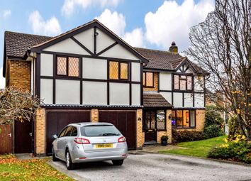 Thumbnail 5 bed detached house for sale in Lydney Park, West Bridgford