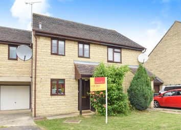 Thumbnail 3 bedroom terraced house for sale in Cogges Hill Road, Witney