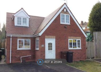 Thumbnail 3 bed detached house to rent in Genge Avenue, Wolverhampton