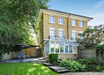 Thumbnail 5 bed town house for sale in Kingswood Drive, Sutton