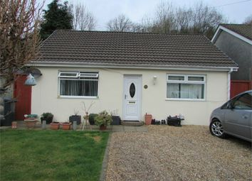Thumbnail 2 bed detached bungalow for sale in Gelliceibryn, Glynneath, Neath, West Glamorgan