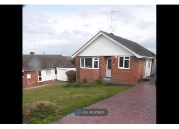 Thumbnail 3 bed bungalow to rent in Shutewater Close, Taunton
