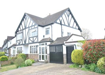 Thumbnail 3 bed semi-detached house for sale in Court Avenue, Coulsdon, Surrey