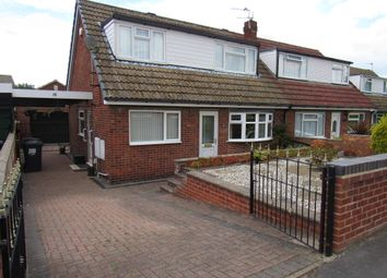 Thumbnail 1 bed semi-detached bungalow for sale in Bishopsgate Lane, Rossington