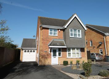 Thumbnail 4 bed detached house for sale in Minster Gardens, Abbeymead, Gloucester