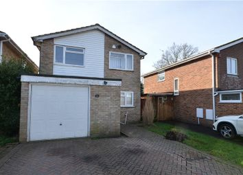 Thumbnail 4 bed detached house for sale in Acorn Road, Blackwater, Surrey