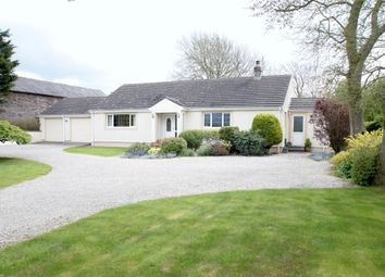 Thumbnail 3 bed detached bungalow for sale in Angerton, Kirkbride, Wigton, Cumbria