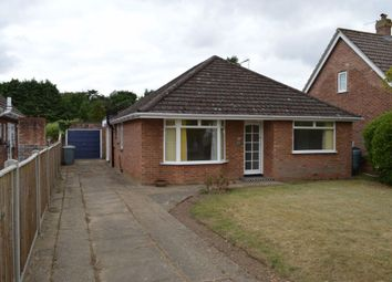 Thumbnail 3 bed bungalow to rent in Howell Road, Drayton, Norwich