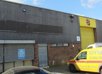 Thumbnail Light industrial to let in Unit 8 Crayside Industrial Estate, Thames Road, Crayford, Kent