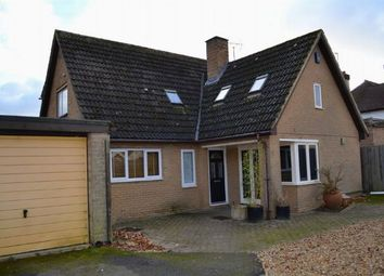 Thumbnail 4 bed detached house for sale in Greenfield Avenue, Spinney Hill, Northampton