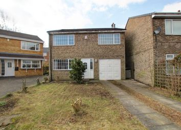 Thumbnail 4 bed detached house for sale in Springside, Sacriston, Durham