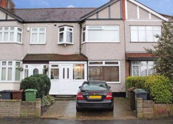 Thumbnail 3 bed terraced house to rent in Geneva Gardens, Romford