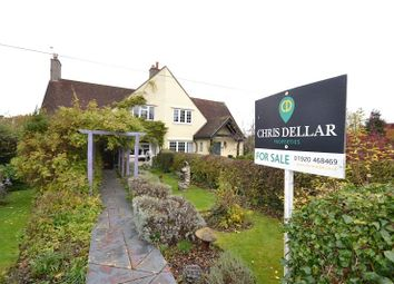 Thumbnail 3 bed semi-detached house for sale in Kingsmead Hill, Roydon, Harlow
