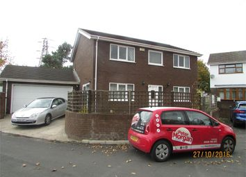 Thumbnail 4 bed detached house to rent in Cefn Parc, Skewen, Neath