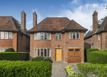 Thumbnail 6 bed detached house to rent in Kingsley Way, Hampstead Garden Suburb