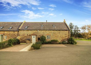 Thumbnail 2 bed barn conversion for sale in Beal, Berwick-Upon-Tweed