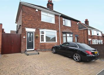 Thumbnail 3 bedroom semi-detached house for sale in Prospect Road, Carlton, Nottingham