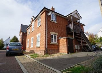 Thumbnail 2 bed maisonette to rent in Saltings Crescent, West Mersea
