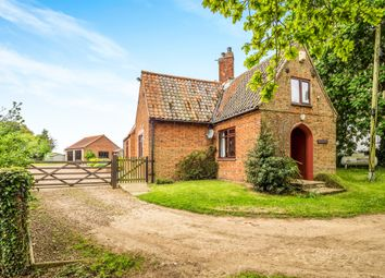 Thumbnail 4 bed property for sale in Wood Dalling Road, Wood Dalling, Norwich
