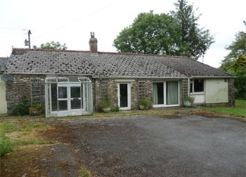 Thumbnail 3 bed cottage for sale in Synod Inn, Nr Near Quay