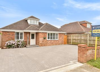 Thumbnail 5 bedroom detached house for sale in Highlands Road, Old Kempshott Lane, Basingstoke