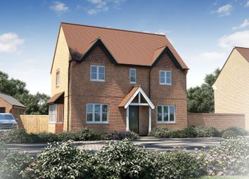 "Thumbnail 3 bed detached house for sale in ""The Bratton"" at Furlongs, Drayton, Abingdon"