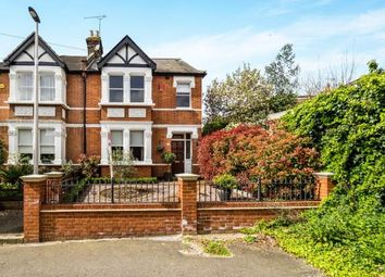 Thumbnail 5 bed semi-detached house for sale in Mayfield Avenue, Woodford Green