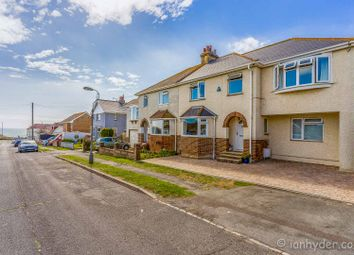 Thumbnail 4 bed semi-detached house for sale in Broomfield Avenue, Telscombe Cliffs