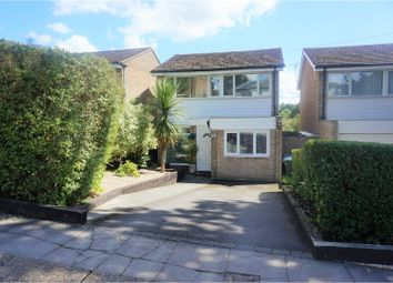 Thumbnail 3 bedroom detached house for sale in Bells Hill, Barnet