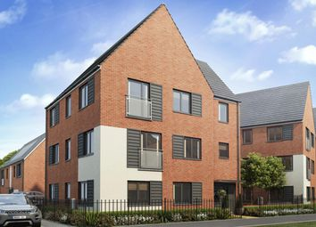 "Thumbnail 2 bed flat for sale in ""Stony Apartment"" at Carters Lane, Kiln Farm, Milton Keynes"
