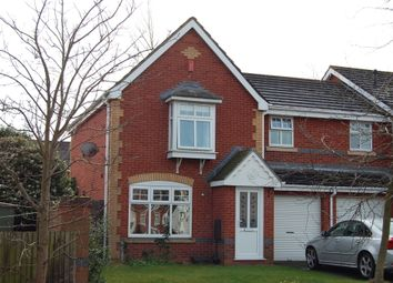 Thumbnail 3 bed end terrace house for sale in Tansy, Tamworth