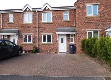 Thumbnail 2 bed terraced house to rent in Thornwood Close, Thurnscoe, Rotherham