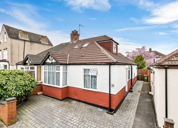 Thumbnail 4 bed semi-detached bungalow to rent in Merchland Road, London