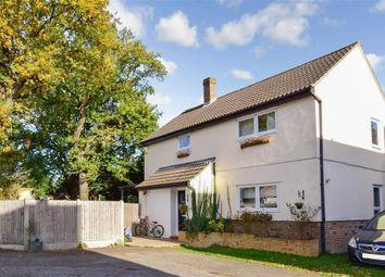 Thumbnail 4 bed detached house for sale in Station Road, West Horndon, Brentwood, Essex