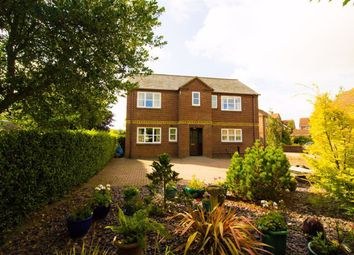 Thumbnail 5 bed detached house for sale in George Road, Middle Rasen