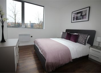Thumbnail 2 bedroom flat to rent in Kingsbridge House, South Seventh Street, Milton Keynes