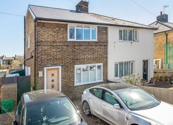 Thumbnail 4 bed semi-detached house for sale in Brockill Crescent, London