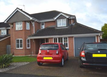 Thumbnail 4 bed detached house to rent in Whinlatter Drive, West Bridgford, Nottingham