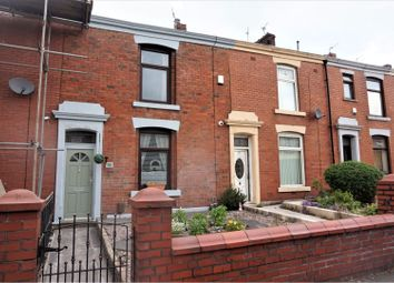 Thumbnail 3 bed terraced house for sale in Redlam, Blackburn