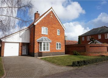 Thumbnail 3 bed detached house for sale in Sapling Place, Ipswich