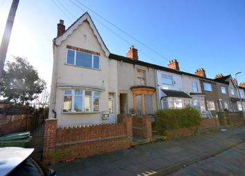 Thumbnail 3 bed end terrace house to rent in Patrick Street, Grimsby