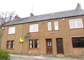Thumbnail 2 bed flat for sale in St Cuthberts Street, Catrine