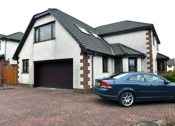 Thumbnail 4 bed detached house for sale in Towerhill Avenue, Kilmaurs