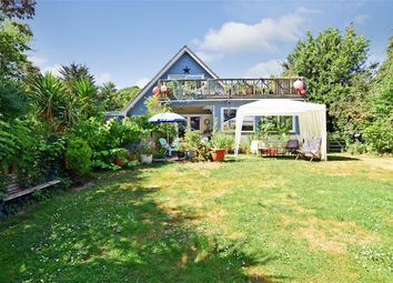 Thumbnail 3 bed cottage for sale in Old Park Road, Ventnor, Isle Of Wight